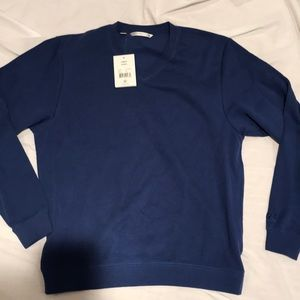 Cutter and Buck cotton V-neck, Med